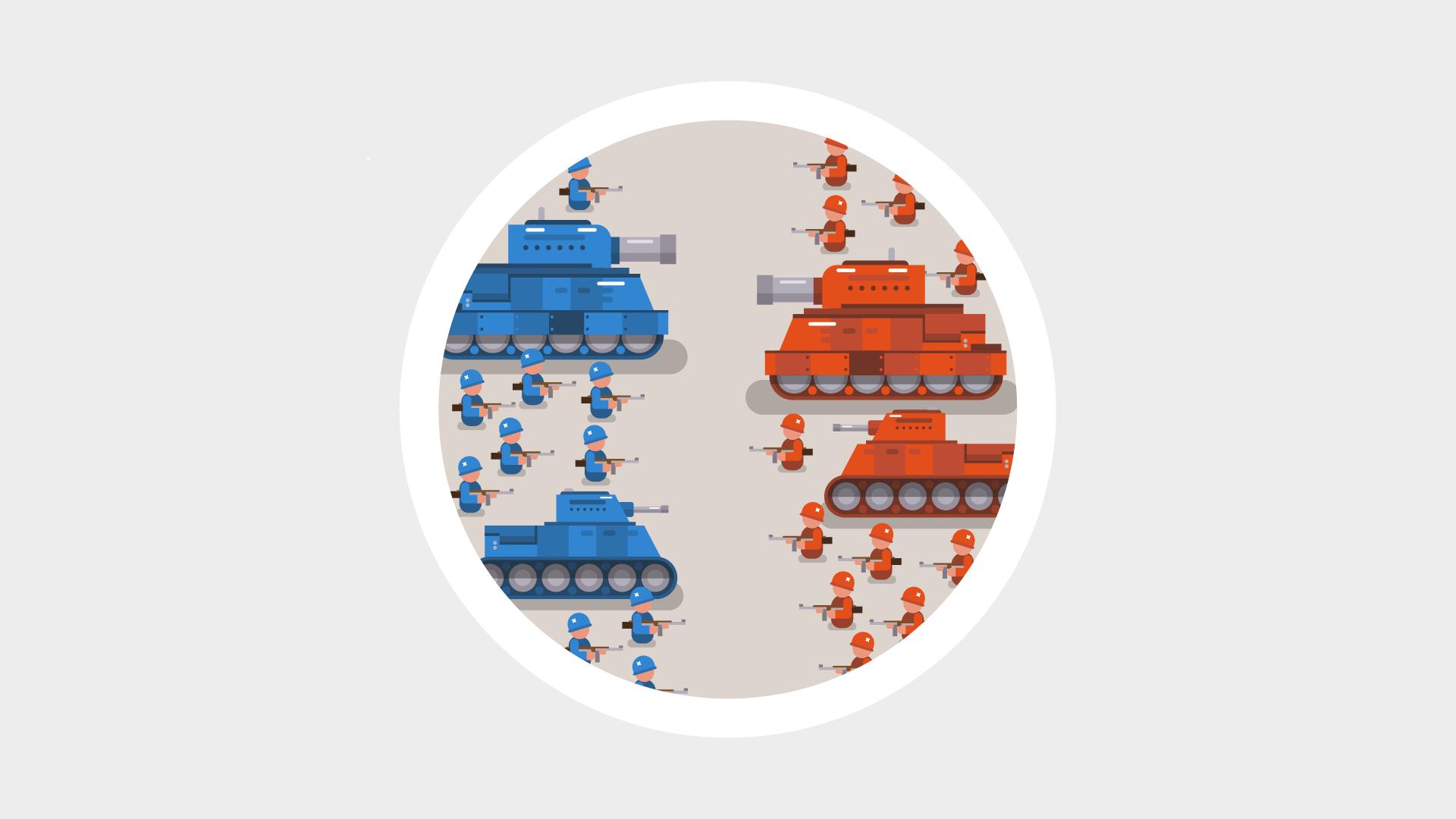 240_Is War Over_Kurzgesagt Project Pic 1