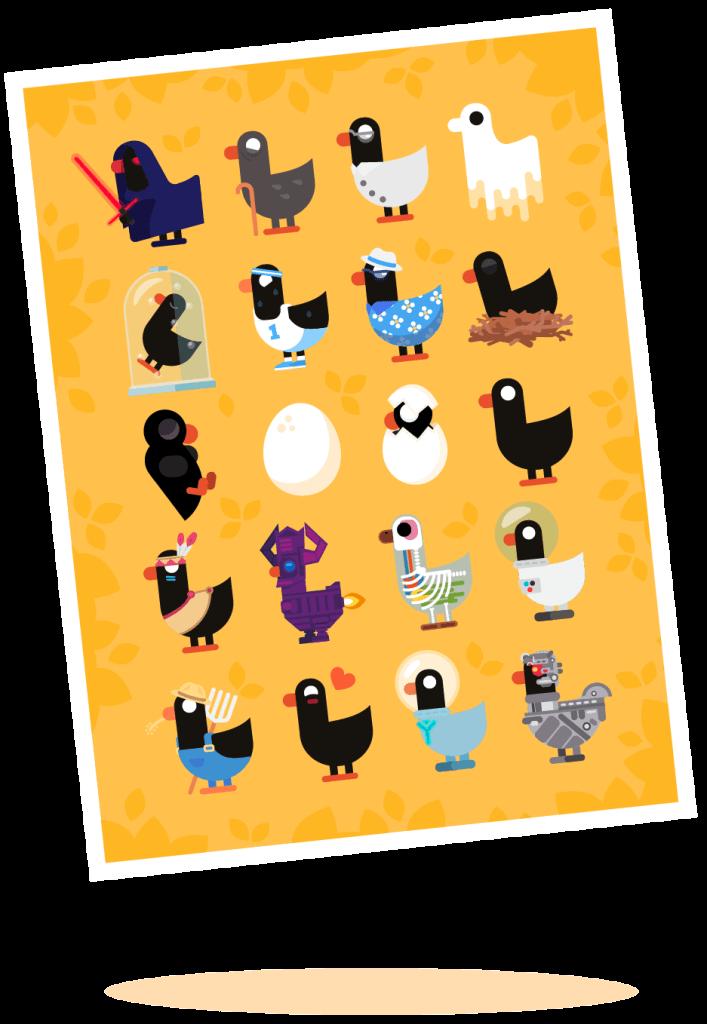 Merch_Duck Poster