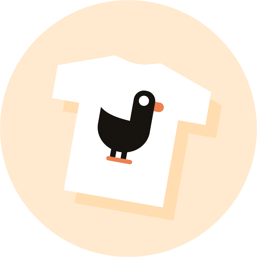 Merch_Duck Shirt