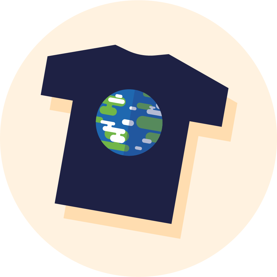 Merch_Earth shirt