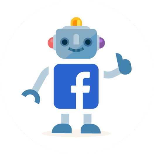 facebook following image